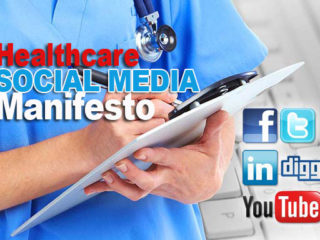Social media manifesto for healthcare professionals