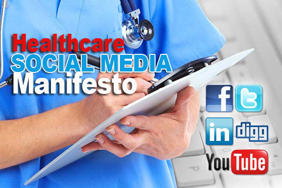 Social media manifesto for healthcare professionals