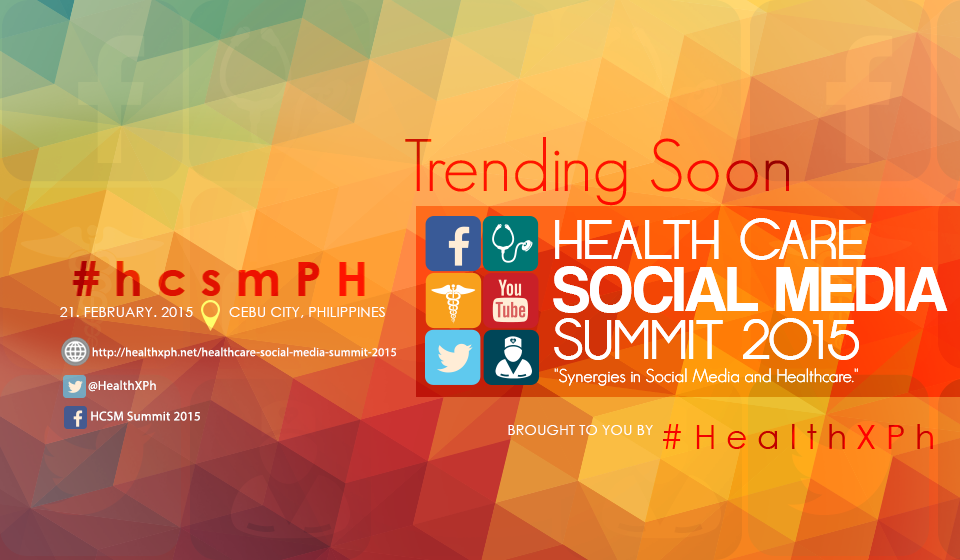 Official Teaser: Healthcare Social Media Summit 2015 #HCSM